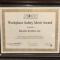 NDSC - Workplace Safety Merit Award 2018
